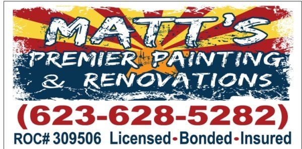 Matt's Premier Painting & Renovations